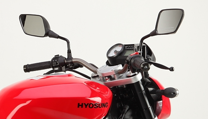 UNREGISTERED Hyosung GT 650 P