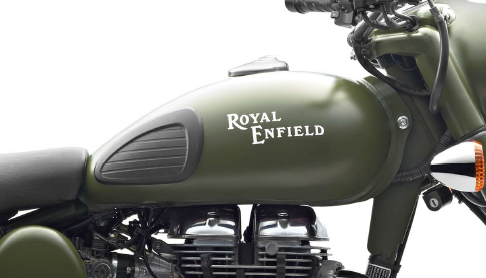 Royal Enfield Classic Satin